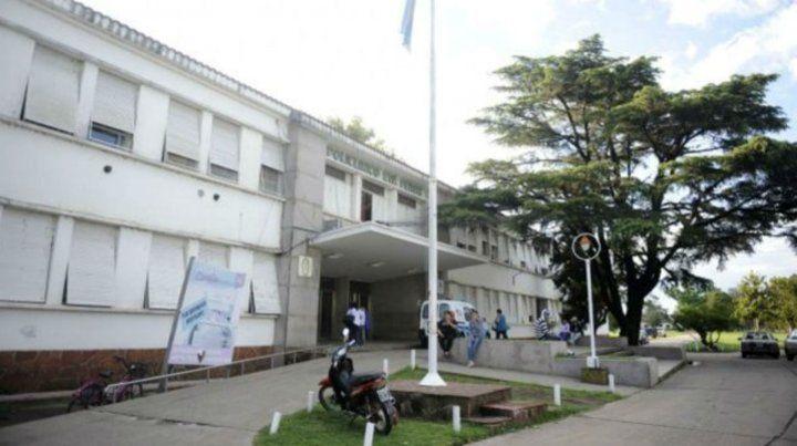 La víctima estaba internada en grave estado en el Eva Perón de Granadero Baigorria.