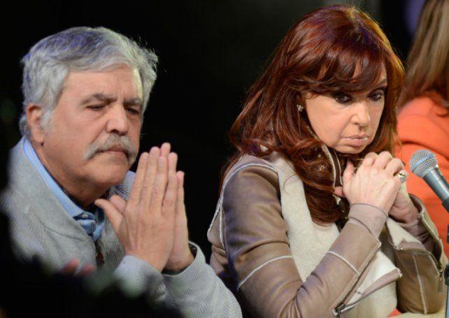 Confirman procesamiento de Cristina y De Vido en la causa de los cuadernos