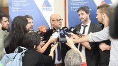 El fiscal Regional Patricio Serjal aseguró que las balaceras al Concejo y la Fiscalía son de una gran gravedad institucional.