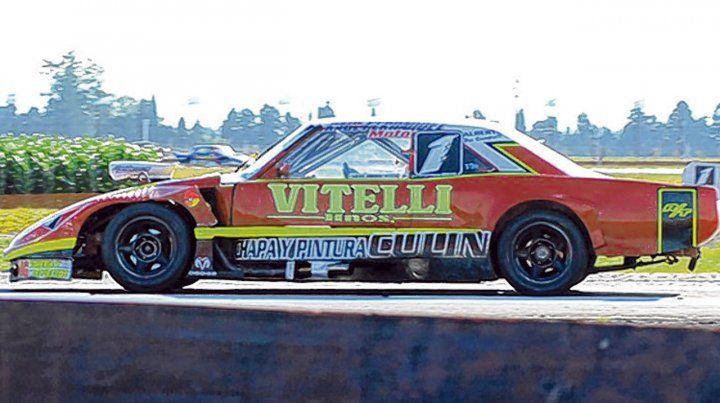 Fabián Vitelli (Dodge) se alzó con el título del TC 4000 del Sur.