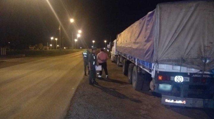 Gendarmería secuestró un cargamento de 21 kilos de cocaína en Sunchales