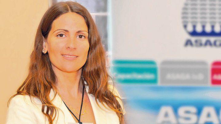 Referencia. Erica Siegrist es la directora ejecutiva y gerenta de  calidad de Greenlab