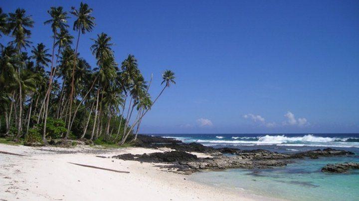 Las olas al alcance de la mano. La mayoría de los resorts se ubican en la primera línea de las playas.