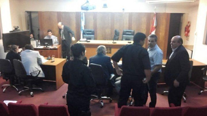 Ayer se realizó la audiencia imputativa en la sede judicial de la ciudad de Venado Tuerto.