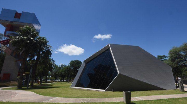 El planetario Julio Verne se inauguró en el Centro de Interpretación  Científica Plaza Cielo Tierra
