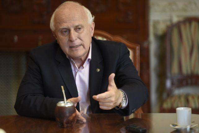 Lifschitz dijo que Lavagna puede ser el candidato del consenso para dejar atrás la polarización