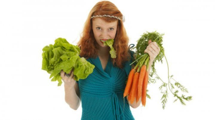 Todo verde. El veganismo puede inducir a errores nutricionales.