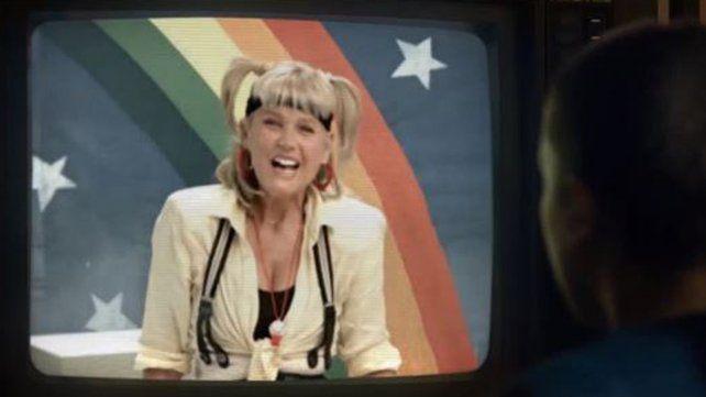 Los chicos de Stranger things recordaron a Xuxa en el video de Navidad