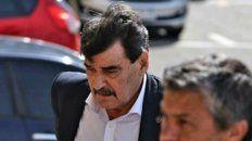 Alberto Padoán, al llegar a los tribunales federales de Retiro.