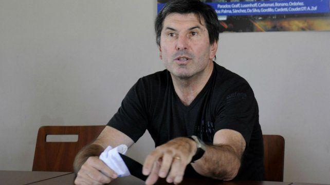 Daniel Teglia es el nuevo entrenador de Central Córdoba