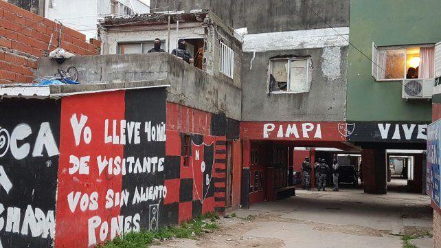 Dictan prisión preventiva para miembros del clan Caminos por asociación ilícita
