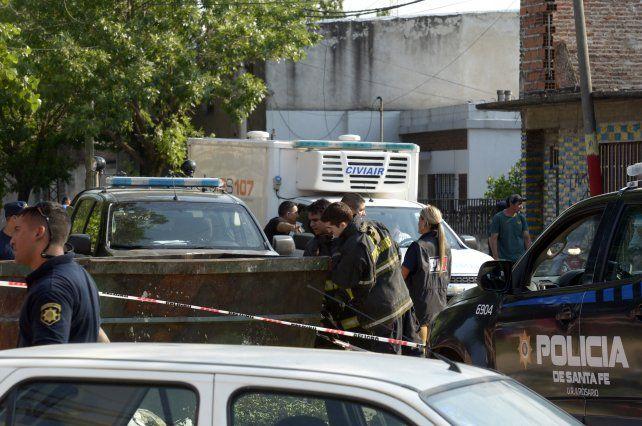 Detienen a un hombre acusado de asesinar a la mujer que apareció calcinada en un volquete