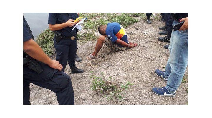 Uno de los ladrones fue detenido tras el asalto al micro que terminó con una pasajera asesinada.