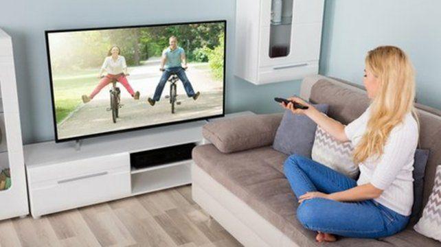 Ahora. Más gente sola en muchas más pantallas obligaron a cambiar el sistema del rating.