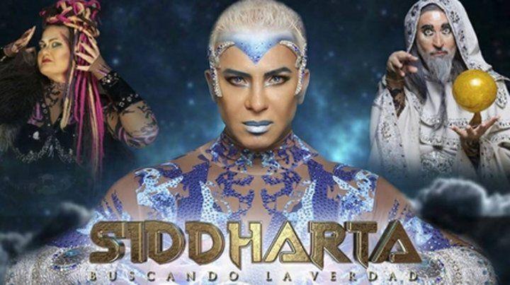 Siddharta. El nuevo show veraniego de Flavio Mendoza.