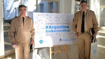 El plan Argentina sin Narcotráfico viene con demoras en Rosario.