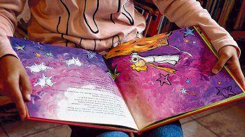 Leer alimenta la imaginación, enseña y es una hermosa experiencia, dijo uno de los chicos.