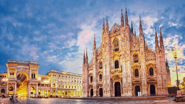 Belleza. Milán