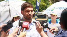 El ministro de Seguridad Maximiliano Pullaro dijo que tendrá mano dura con los malos policías.