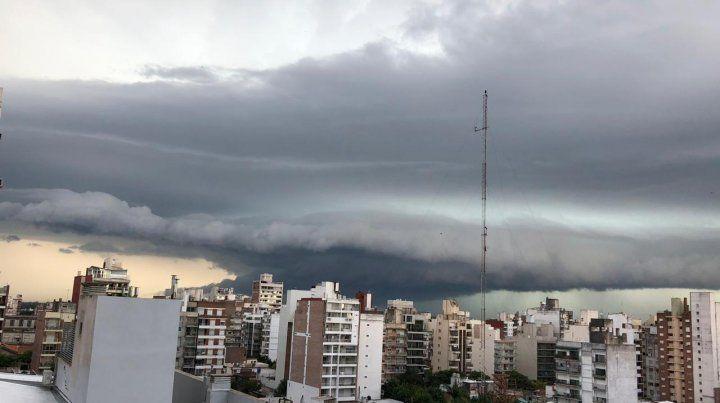 Rosario y la región vuelven a estar bajo alerta por tormentas fuertes