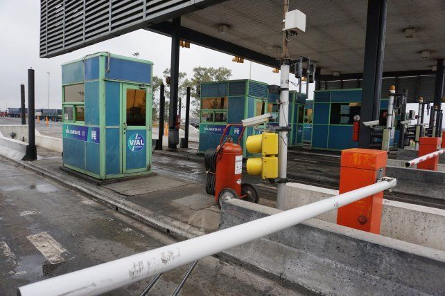 El peaje en la autopista Rosario - Santa Fe aumentará algo más de un 30 por ciento a partir del 1 de enero.