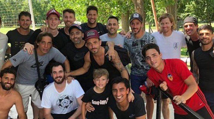 Sebastián Domínguez y un encuentro que pone alerta a los leprosos