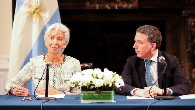 Vuelta al Fondo. La asistencia del FMI permitió no repetir alguna de las historias recientes.