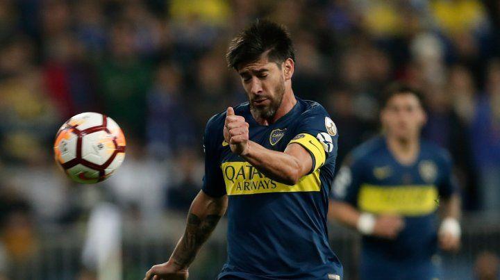 Por ahora no. Pablo Pérez es el capitán de Boca y uno de los jugadores mejores pagos del club. Imposible para Newells.