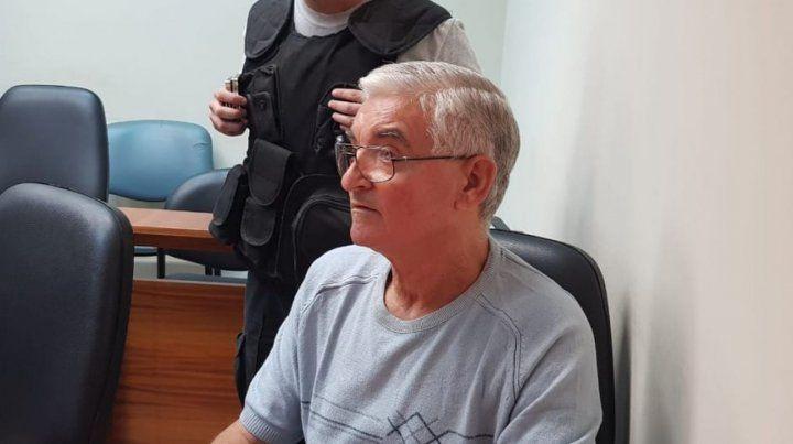 Tregnaghi fue condenado por matar en 2010 al intendente de Vera.