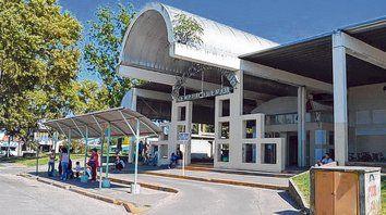 Mejoras. Se apunta a readecuar y remodelar el edificio y los accesos a la estación terminal Arturo Illia de Venado.