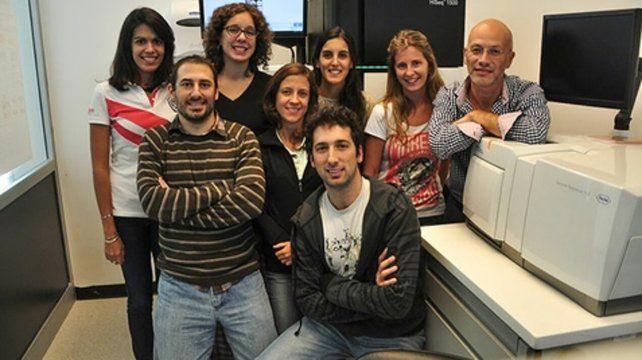 hay equipo. Nicolás Rascovan (centro)