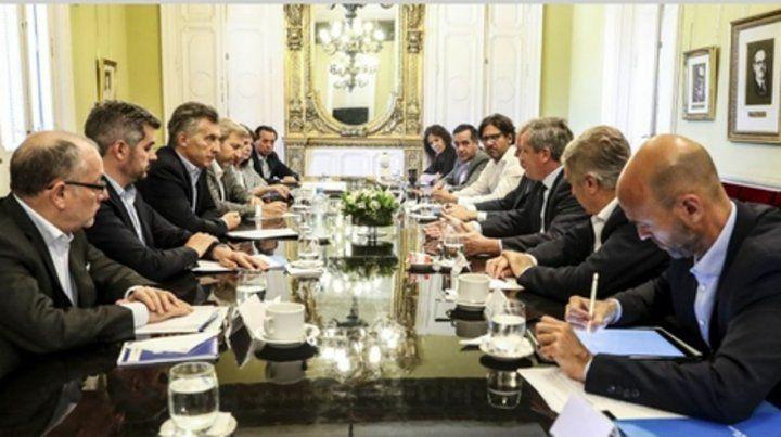 Gabinete. La resolución recientemente autorizada por el jefe del Estado incluye a ministros