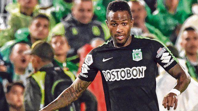 En la mira. Lenis pasó este año por Atlético Nacional sin mucho éxito. Sport Recife estaría dispuesto a cederlo.
