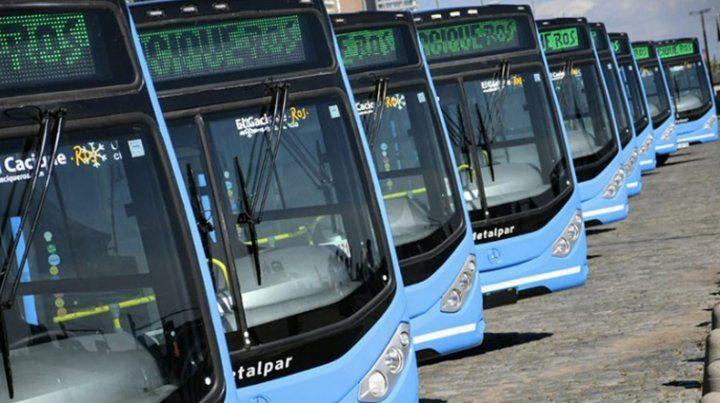 La empresa El Cacique suma sus unidades desde esta medianoche al nuevo sistema de transporte