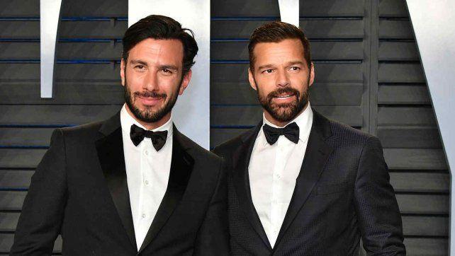 Ricky Martin y su esposo anunciaron la adopción de una bebé