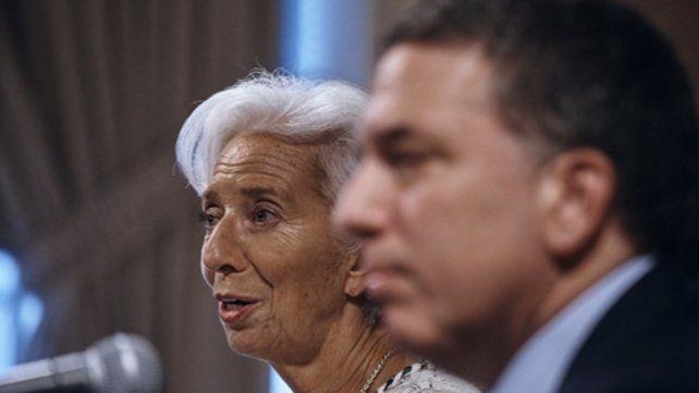 Default. El acuerdo con el FMI es un respirador para el gobierno.
