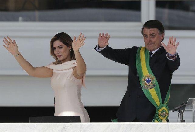 Bolsonaro agradeció las felicitaciones de Macri en Twitter