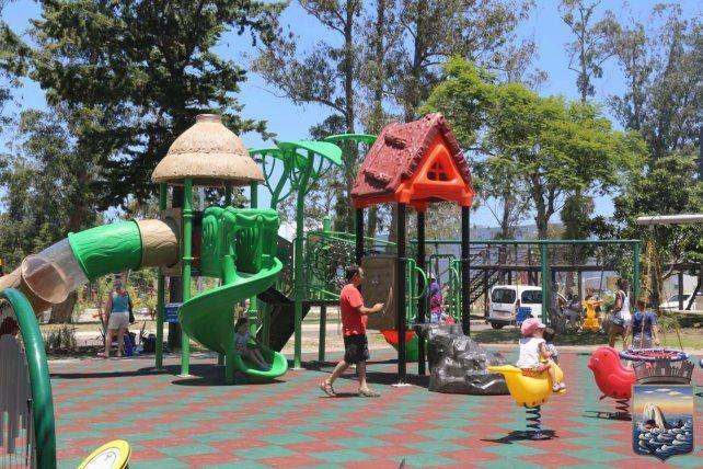 El Parque El Jagüel abrió sus puertas totalmente renovado