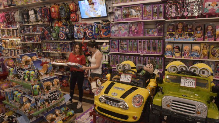 Las jugueterías confían repetir para Reyes las buenas ventas que tuvieron en Navidad