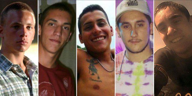 Los acusados de violar a una adolescente de 14 años.