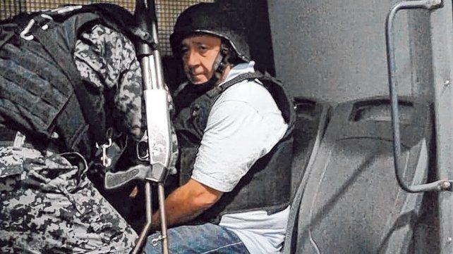 Hace 13 dias. El 21 de diciembre trasladaron a Luis Paz a la cárcel federal de Marcos Paz