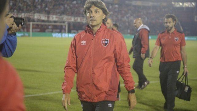 Ratificado. Héctor Bidoglio dirigió dos partidos a la primera y los ganó.