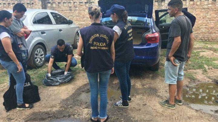 en Jefatura. Los policías que detuvieron a sus colegas del Comando