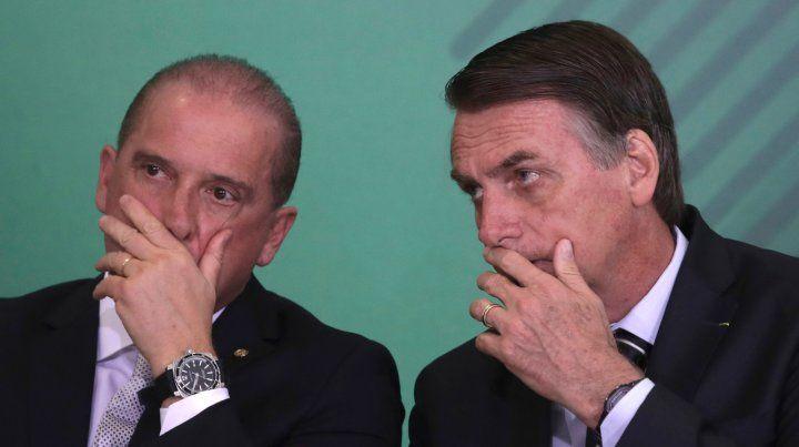 Bolsonaro se lanzó contra las minorías en su primer día de gobierno