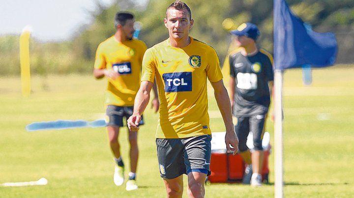 Salida inminente. Marco quiere emigrar y esta vez su destino estaría en Atlético Paranaense.
