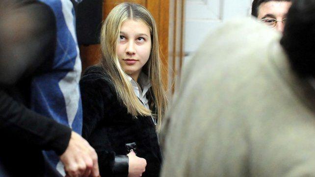 Nahir Galarza fue condenada a cadena perpetua.