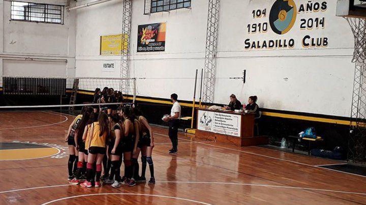 Club Saladillo: más de cien años latiendo en amarillo y negro