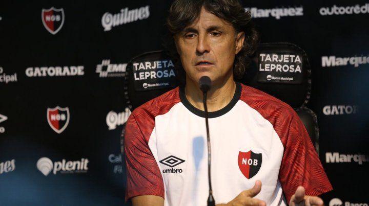 Bidoglio: Maxi va a potenciar al equipo, pero quiero que seamos dependientes del equipo
