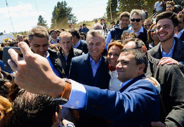 Macri destacó  que las obras ya no están ligadas a la corrupción