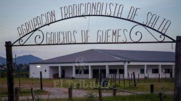 La fiesta en la que fue violada una adolescente se desarrolló en el complejo Gauchos de Güemes, de Salta. (Foto: El Tribuno de Salta)